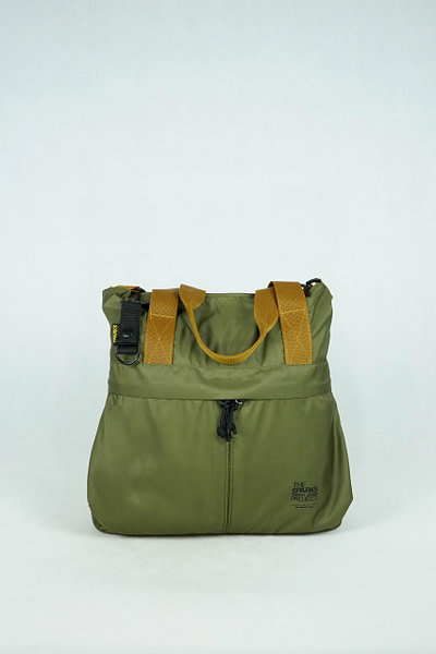 Sling Bag Holm - Green