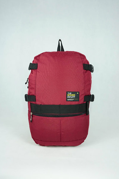 Backpack Route Maroon