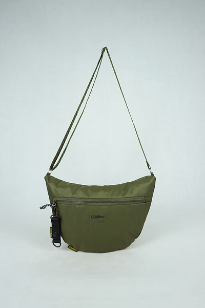Sling Bag Anaxor - Green