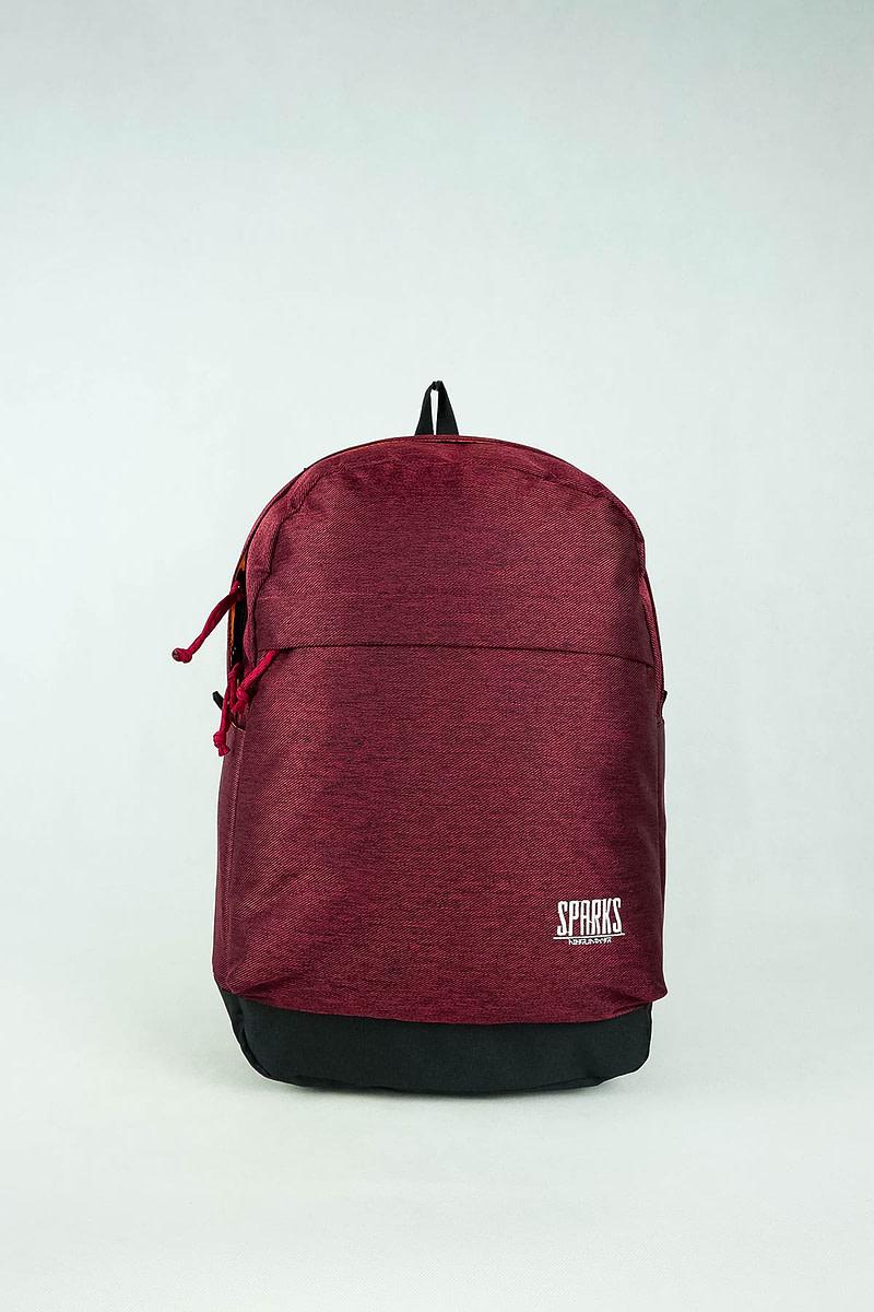 Backpack Rikov Maroon